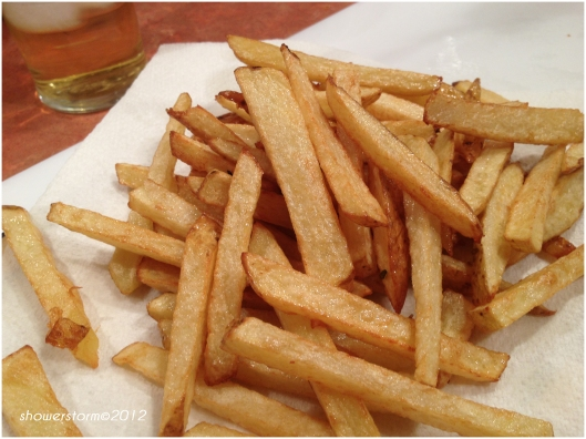 cold fry fries