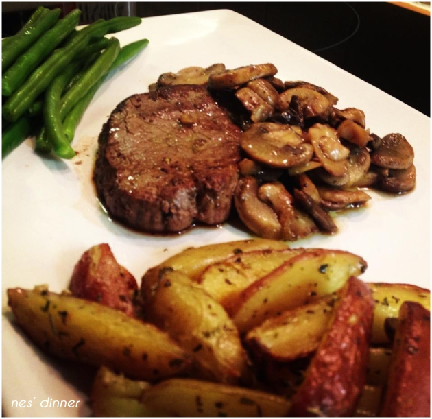 nes's steak