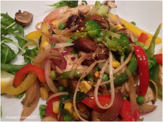 stir fry veggies