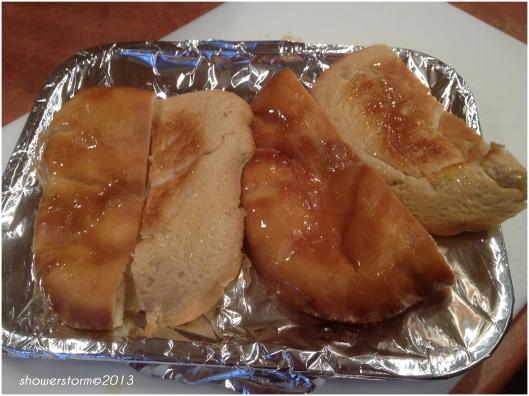 oil bread