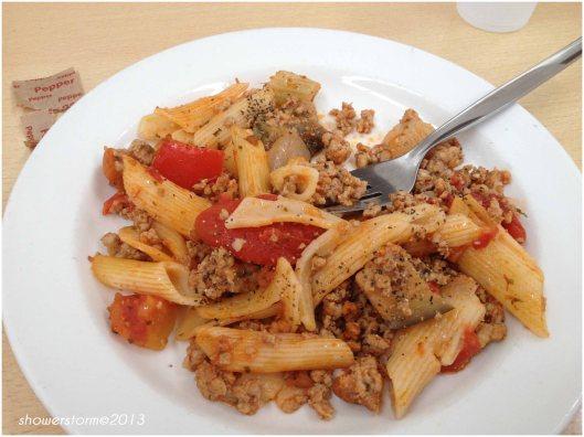 horrid pasta