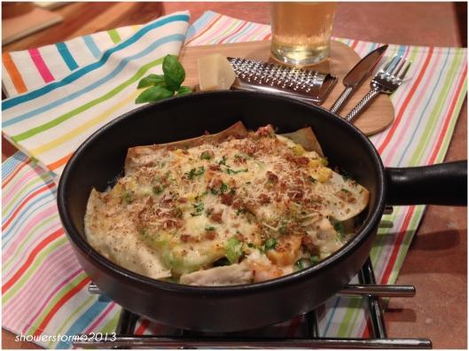 pan lasagne