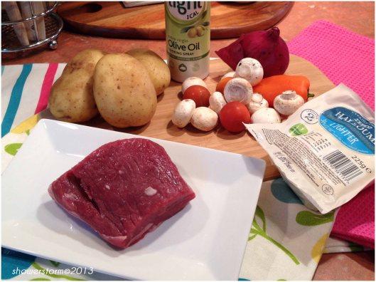 steak roll prep