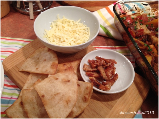 cornchips and crackling