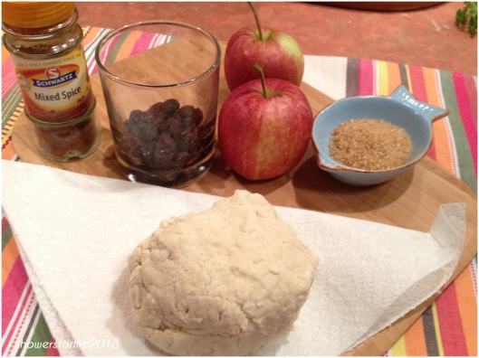 apple suet prep
