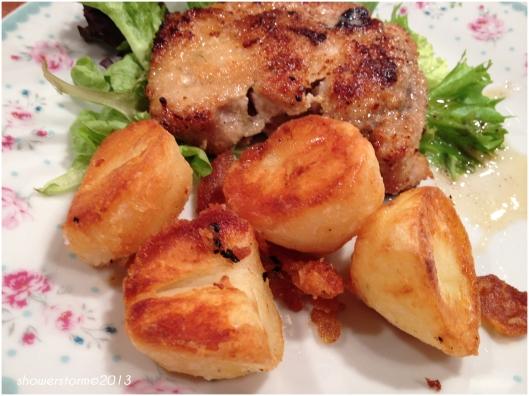 heston potatoes