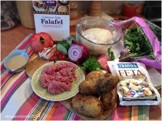 falafel prep