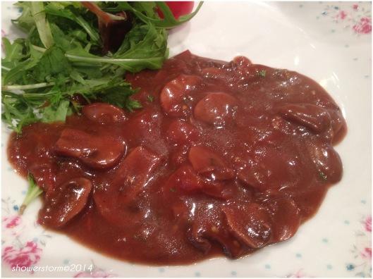 redwine sauce