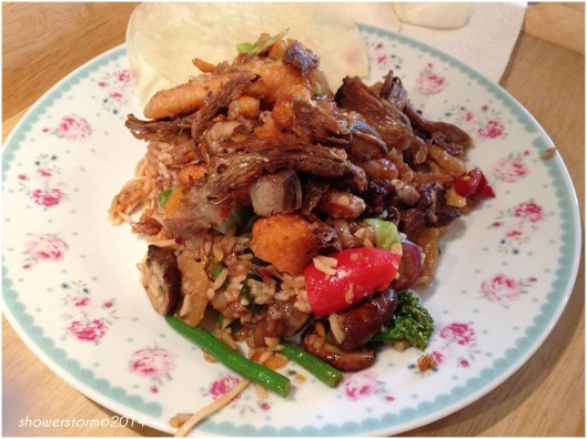 leftover chinese