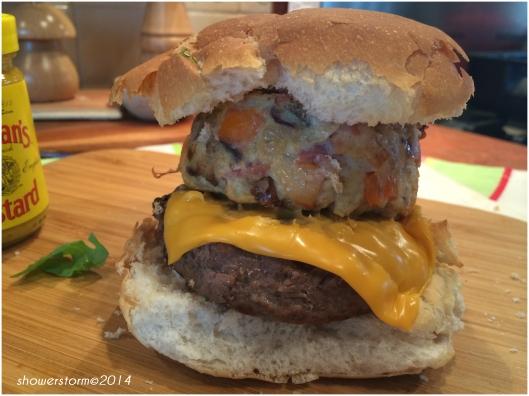 burger and fritta