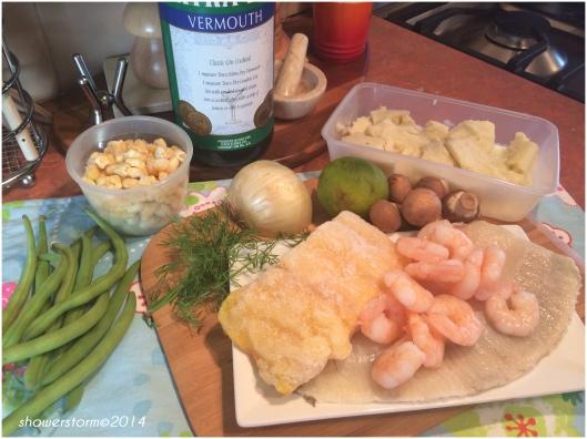 fish medley prep