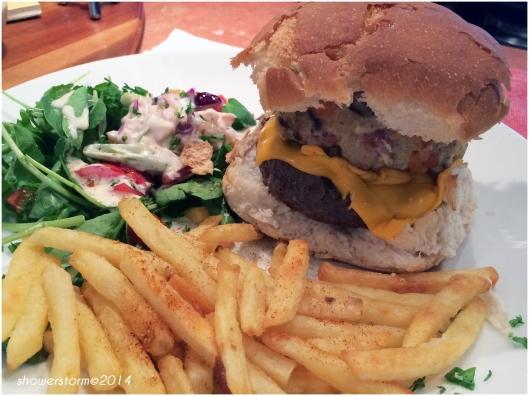 fritta burger