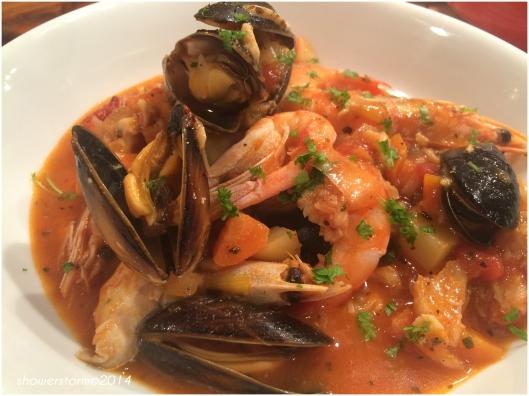 seafood close