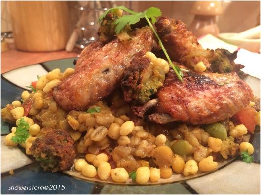 chicken dahl